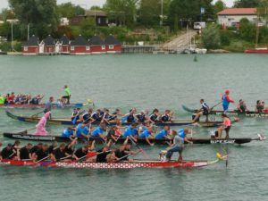 Drachenboot Event 2017 – Ergebnisse