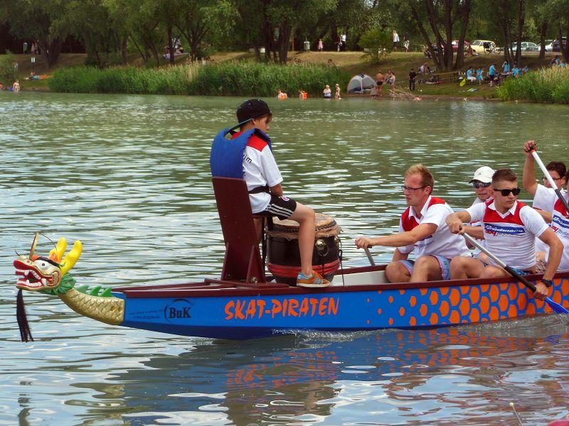Drachenboot CHARITY TEAM