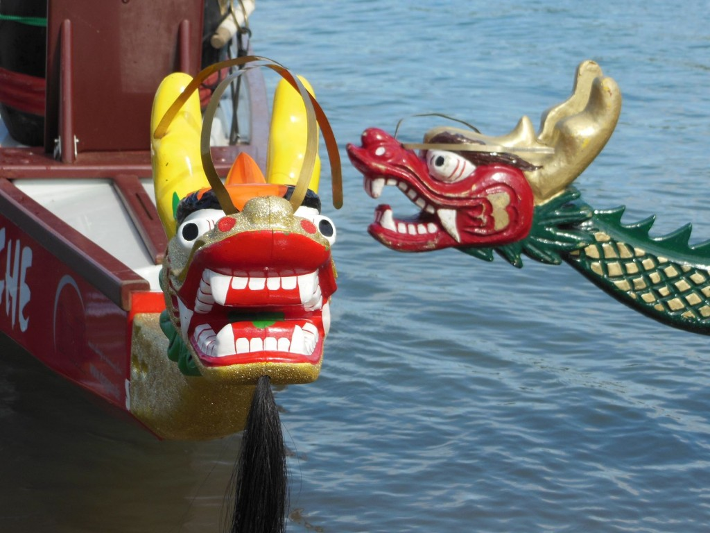 Drachenbootregatta