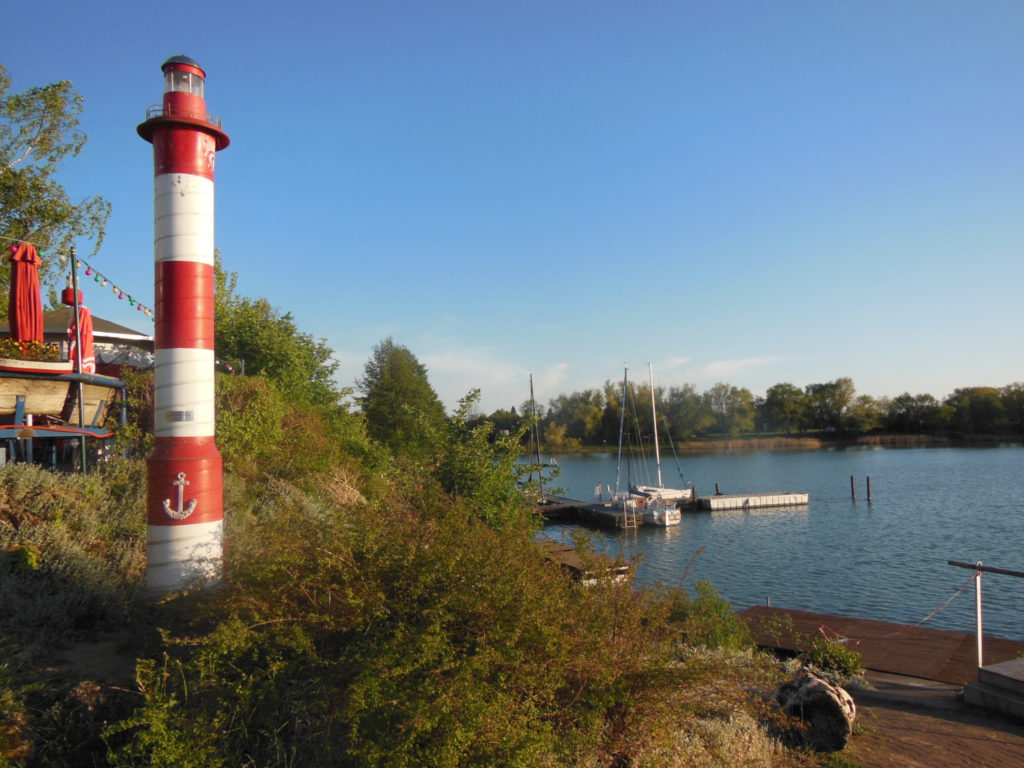 Imbiss am Alperstedter See