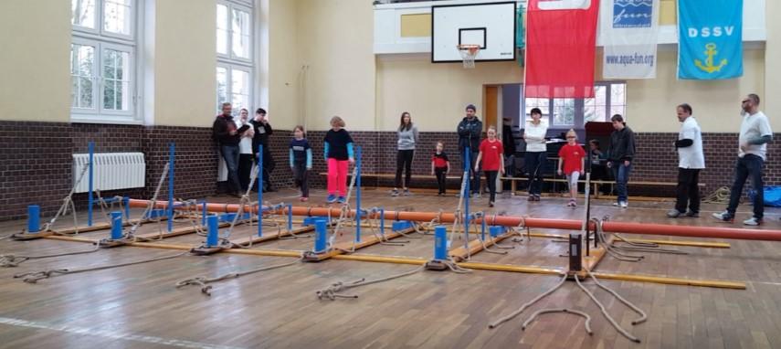 Seesport-Auftakt – Wintersdorfer Teamcup!
