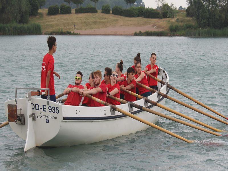 Club maritim Erfurt – Gastgeber zweier Deutscher Meisterschaften im SMK