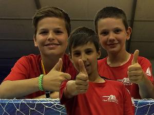 Jungen-, Junioren- und Frauenmannschaft holen Mannschaftstitel