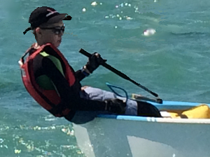 Erfurter Seesportler überzeugen beim Jollenmehrkampf