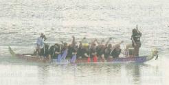 13. Drachenbootrennen